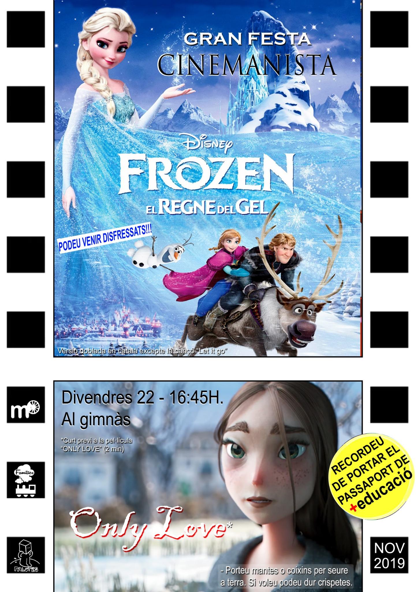 cartell frozen